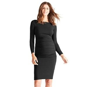 NWT Isabel Maternity Women's Long Sleeve Dress
